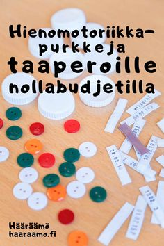 Early Education, Early Childhood Education, Finnish Language, Diy And Crafts, Crafts For Kids, Funky Fingers, Teaching Kindergarten, Work Inspiration, Occupational Therapy