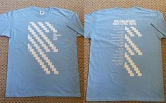 NOEL GALLAGHER'S HIGH FLYING BIRDS official 2015 tour t-shirt with dates