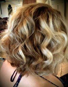 11.Balayage Short Hair