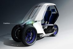 Electric Scooter, Electric Cars, Electric Vehicle, Bmw C1, Design Transport, Bike Sketch, E Mobility, Motorbike Design, Microcar