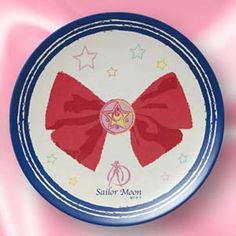 Sailor Moon Plastic Plate - Sailor Moon Ribbon http://pocky.jlist.com/click/4518?url=http://www.jlist.com/product/PRE3658 #sailormoon