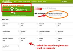 Search 13 Search Engines for Creative Commons Images from one Single Page ~ Educational Technology and Mobile Learning