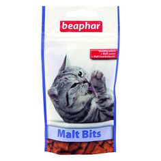 Beaphar Malt Bits Cat Treats * Sincerely hope you like the picture. (This is our affiliate link) Malta, Puppy Treats, Hair Flow, Healthy Cat Treats, Snack, Carne, Pet Supplies, Puppies, Animals