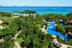 Experience comforts at Sanya Marriott Yalong Bay Resort & Spa in China. Our hotel offers a secluded beach, multiple pools, a spa and on-site dining. China Travel, China Trip, Secluded Beach, Sanya, Top Hotels, White Sand Beach, Resort Spa, Cool Places To Visit, Tourism