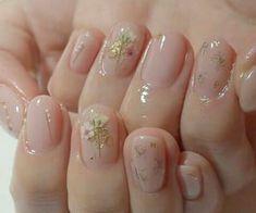 Cute Nail Art, Cute Acrylic Nails, Acrylic Nail Designs, Cute Nails, Nail Art Designs, Gel Nails, Manicure, Korean Nail Art, Korean Nails