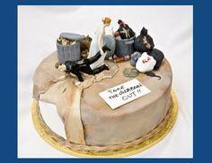 the divorce cake.  omg...