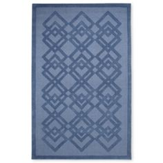 MarthaRugs™ Viewpoint Carved Rectangular Rug  found at @JCPenney