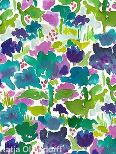 print & pattern: DESIGNER - katja ollendorf