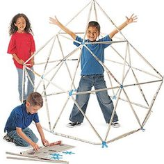 Newspaper Builders  Green Recycle Construction Toy  Rod Tubes  Connectors ** Check this awesome product by going to the link at the image.