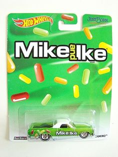 Hot Wheels Mike And Ike '71 El Camino Mike And Ike, Hot Wheels, Diecast, Garage, Carport Garage, Garages, Car Garage, Carriage House