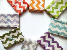 Chevron Baby Blankets - great gift!