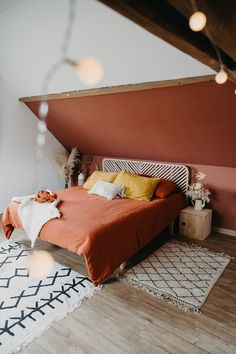 Home Bedroom, Bedroom Decor, Bedrooms, Home And Living, Home And Family, Asian Decor, House Colors, Sweet Home, Ideas