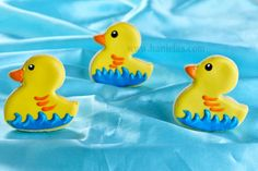 Haniela's: Simple Duck Cookies