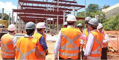Pregopontocom Tudo: Governo vistoria quatro novas estações da Linha 2 do Metrô de Salvador e obras do Terminal de Ônibus Pituaçu ...