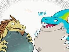Image result for cute monster hunter