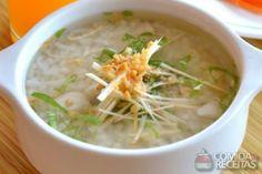 Receita de Canja de galinha em receitas de sopas e caldos, veja essa e outras receitas aqui!