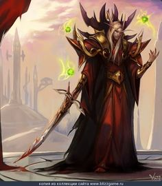 World of Warcraft - Kael'thas Sunstrider