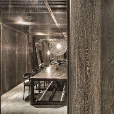 Yingjia Club (Neri & Hu Design and Research Office).  Photography by Shen Zhonghai.