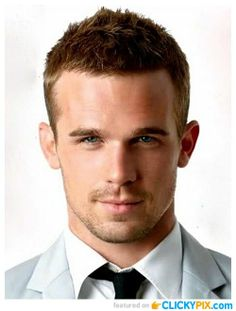 56 Hot Men With Short Hairstyles