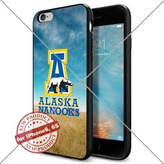 WADE CASE Alaska Nanooks Logo NCAA Cool Apple iPhone6 6S Case #1010 Black Smartphone Case Cover Collector TPU Rubber [Breaking Bad] WADE CASE http://www.amazon.com/dp/B017J7I3PA/ref=cm_sw_r_pi_dp_Lfkywb15FJM5C