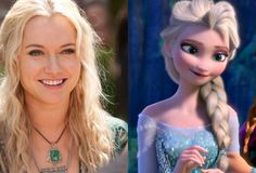 Georgina Haig has been cast for the role of Elsa on ABC's 'Once Upon a Time'