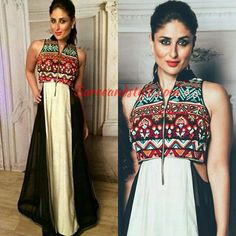 Kareena Kapoor in Archana Kochhar - Saree and Style