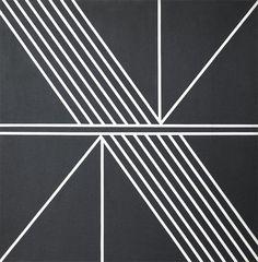 Duayne Hatchett, Argo II, acrylic on canvas 1973