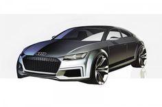 Audi TT Sportback Concept, debutterà al Salone di Parigi  Arriva, al Salone di Parigi, anche una nuova variante quattro porte della sportiva dei Quattro Anelli che amplia la gamma della coupé TT. Il prototipo della Audi TT Sportback, potrebbe essere equipaggiata con un 2.0 litri TFSI turbo da 400 CV, e darebbe così il via a una nuova versione basata s...