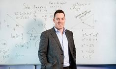 Meet the internet maths guru who could become the next million-dollar teacher | Education | The Guardian