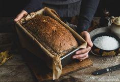 Domáci špaldový chlieb Tiramisu, Banana Bread, Food And Drink, Cooking Recipes, Sweets, Meals, Baking, Ethnic Recipes, Desserts