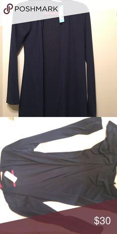 Blue Hawthorn cardigan Blue cardigan , brand: Hawthorn size: M hawthorn Sweaters Cardigans