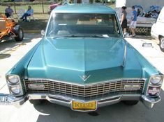 1967 Cadillac Sovereign Hearse by Superior
