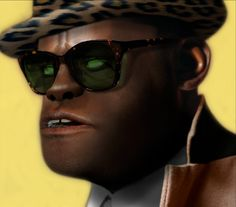 Gorillaz just keeps trickling out the jams from its very stacked album Humanz, due April 28 via Warner Bros. Pusha T and Mavis Staple. Russel Hobbs, Russel Gorillaz, Mavis Staples, Vince Staples, Gorillaz Art, Gorillaz Noodle, Pusha T, Band Wallpapers, Damon Albarn