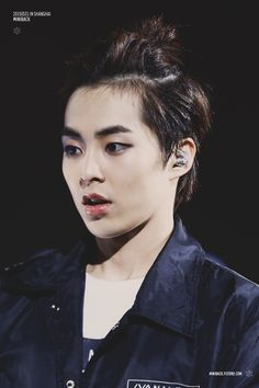 Xiumin - 150531 Exoplanet #2 - The EXO'luXion in Shanghai Credit: 미니백.