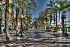 Alicante Spain by Koos Kreukniet on 500px