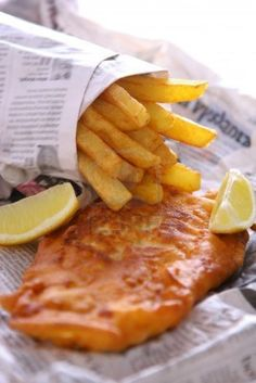 Fish and Chips (London)