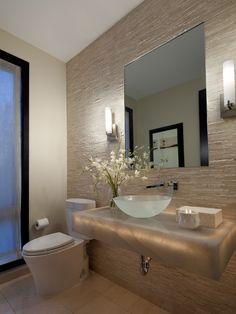 Ideas para Diseñar tu Medio Baño.