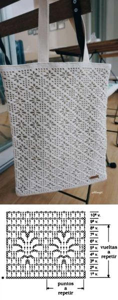 How to make different shaped bag designs-crochet bag - Häkeln - Bag Love Crochet, Diy Crochet, Crochet Crafts, Crochet Baby, Crochet Handbags, Crochet Purses, Crochet Stitches Patterns, Crochet Designs, Filet Crochet
