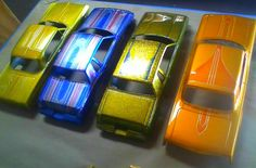 Model cars painted by me at Tru-Kandy Pretty colors See all my work trukandy@facebook.com Car Paint Jobs, Custom Paint Jobs, Lowrider Model Cars, Truck Scales, Car Painting, Nice Cars, Car Stuff, Plastic Models, Paint Ideas
