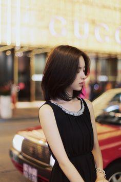 Medium Hair Cuts, Medium Hair Styles, Curly Hair Styles, Korean Beauty, Asian Beauty, Haircuts Straight Hair, Korean Short Hair, Shot Hair Styles, Asian Hair