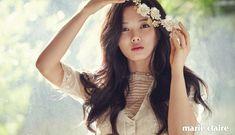 #2015 #MarieClaire #NovemberIssue #KimYooJung #김유정 #金裕貞 #Fashion #Pretty #Girl #Beautiful #Korean #Actress #AngryMom #TheMoonEmbracingTheSun #Inkigayo #SBS #MBC #KBS #TVN #Kpop #Spring
