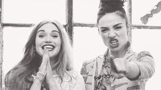 Holland Roden & Crystal Reed #TeenWolf