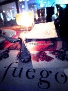 Fuego at Troika Sky Dining New Journey, Four Square, Romantic, Sky, Table Decorations, Dining, Heaven, Food, Heavens