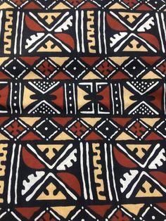 Tissu wax bogolan 50116 cm / tissu pagne africain | Etsy Boutique Etsy, Etsy Shop, Pattern, Fabric, Prints, African Fabric, African, Fabrics, Fall Season