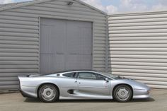 Jaguar XJ220. a true engineering feat.