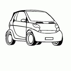 1000 images about coloriage objets on pinterest 12 weeks watches and a child - Coloriage cars facile ...