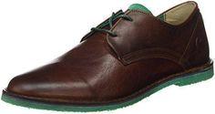 Oferta: 75€ Dto: -30%. Comprar Ofertas de El Ganso Botín Bajo Guerrero Piel Marrón - Zapatos de cordones para hombre, color marrón, talla 41 barato. ¡Mira las ofertas!