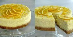 Limonlu Cheesecake (Peynirli Kek) |  görsel 1