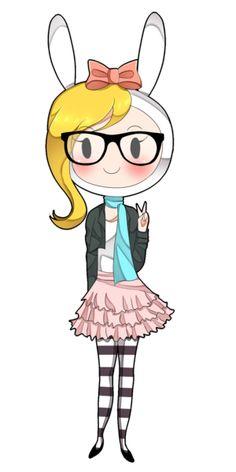 Hipster Fionna