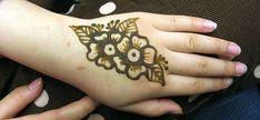 30 Easy & Simple Mehndi Designs & Henna Patterns 2012   Henna Tattoo For Beginners   Girlshue
